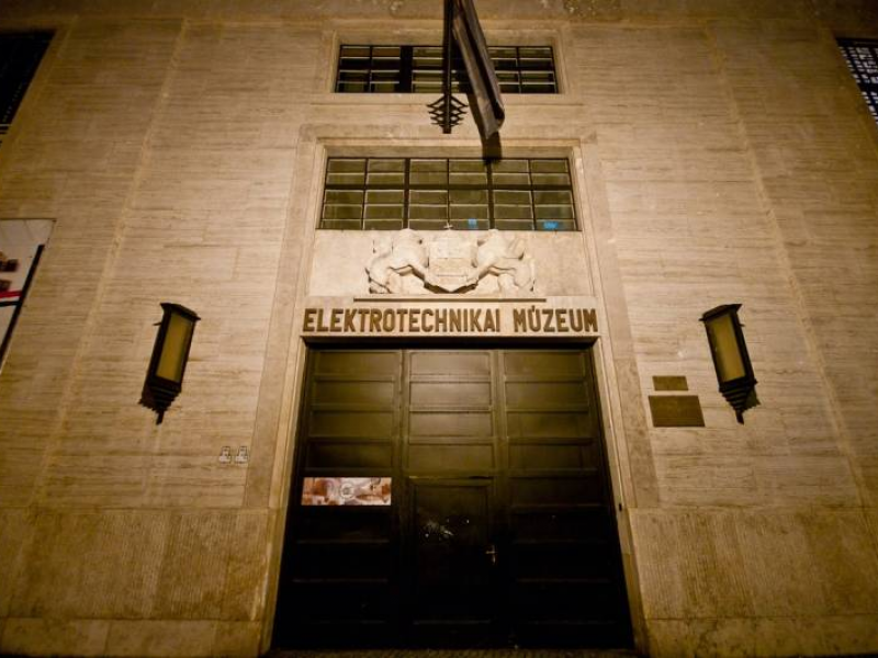 Museum of Electrical Engineering, Budapest