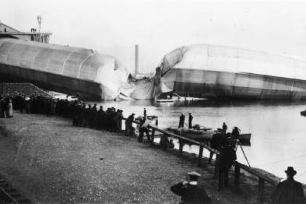 Following Count Zeppelin – The British airship programme